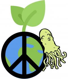 Da Green Squid